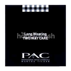 PAC Long Wearing Two Way Cake 02 Ochre Refill