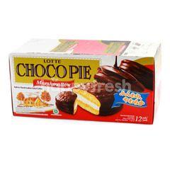 Lotte Choco Pie Marshmallow
