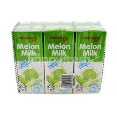 Pokka Melon Milk (6 Packs)