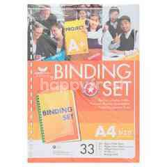 Unicorn Binding Set (33 Sheets)