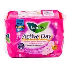 LAURIER Active Day 25cm Sanitary Pad