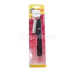 AM Plastics Handle With Flea Comb