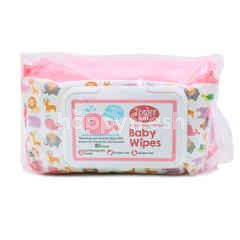 TENDER SOFT Fragrance Free Baby Wipes (2 Packets)