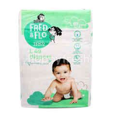 Fred & Flo L Sized Diapers