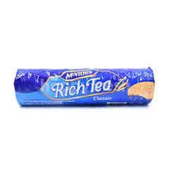 Mc Vities Classic Rich Tea Crackers