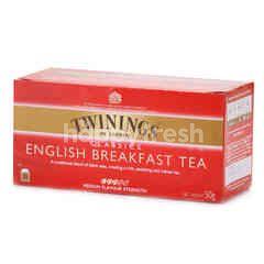 Twinings English Breakfast Tea (25 Tea Bags)