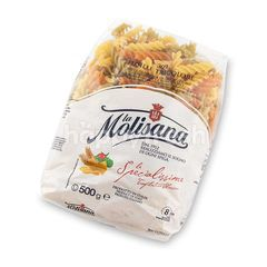 La Molisana Pasta Fusilli Tricolore 309