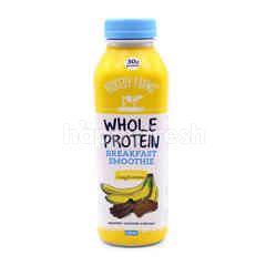 Rokeby Farms Banana Honey & Cinnamon Whole Protein Breakfast Smoothie