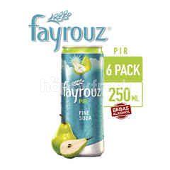 Fayrouz Minuman Soda Rasa Pir