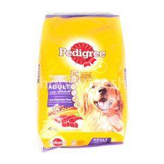 Pedigree Lamb & Vegetables Flavour For Adult