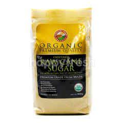 Country Farm Organics Raw Cane Sugar