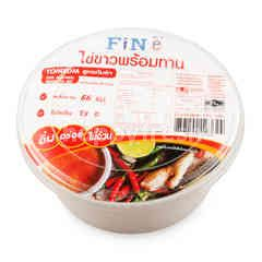Fin e Tomyum Egg Albumen Ready To Eat