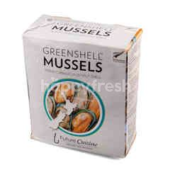 Future Cuisine Frozen New Zealand Greenshell Mussels