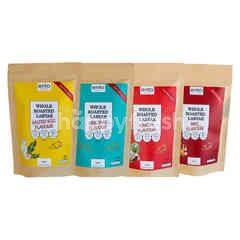 Ento Roasted Larvae Taster Bundle (4 Packs)
