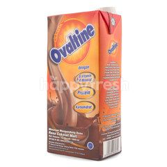 Ovaltine Chocolate Malt Flavored Milk Drinks