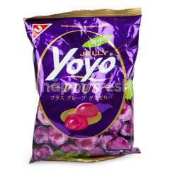 Yoyo Gummi Candy Cored Grape Jam