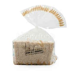 Ranch Bakery Whole Wheat Toast Bread Premium Skinless