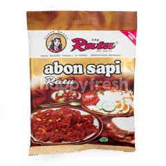 Cap Ratu Abon Sapi
