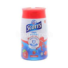 Scott's DHA Gummies - Strawberry