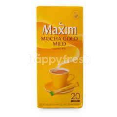 Maxim Mocha Gold Mild Instant Coffee