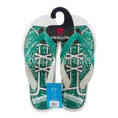 Swallow Globe Brand Sendal Motif Sepatu (10.5)