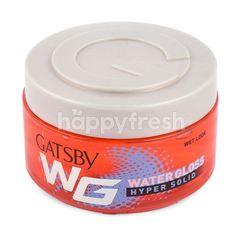 Gatsby Water Gloss Hyper Solid Hair Wax