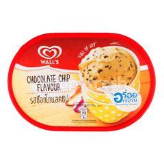 วอลล์  ไอศกรีม รสช็อกโกแลตซิป