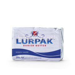 Lurpak Slightly Salted Butter