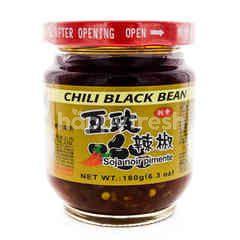 Tone Yuan Chili Black Bean