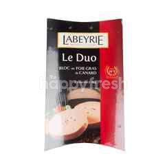 Lybeyrie Block of Duck Foie Gras