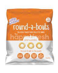 LITTLE BELLIES Round-A-Bouts Pumpkin (12g)