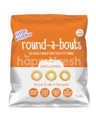 LITTLE BELLIES Round-A-Bouts Pumpkin (12g)