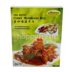 Ahimsa Veg. Exotic Curry Mushroom Bite