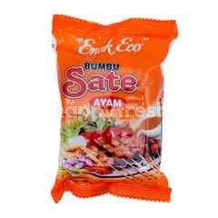 Enak Eco Seasoning Chicken Satay instan