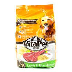 VITA PET Lamb & Rice Flavour
