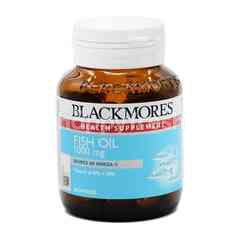 Blackmores Health Supplement Fish Oil