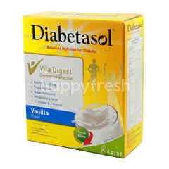 Diabetasol Diabetic Powdered Vanilla Nutrition Milk