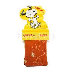 Peanuts Kaos Kaki Snoopy Tipe SN6W001