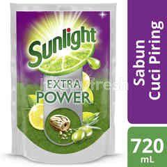 Sunlight Extra Power Dishwashing Liquid