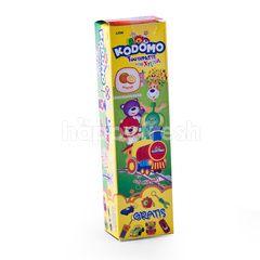 Kodomo Toothpaste with Xylitol Free Toys Orange