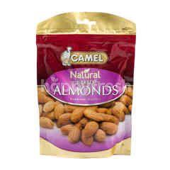 Camel Kacang Almond Panggang Alami