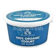Butterfly 100% Organic Yogurt On Sugar