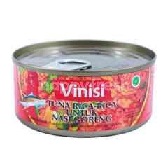 Vinisi Tuna Rica-Rica untuk Nasi Goreng