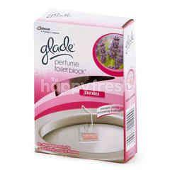 Glade Toilet Perfume Block Lavender Air Freshener