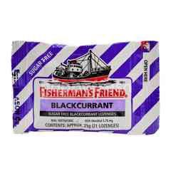 Fisherman's Friend Blackcurrant Lozenges