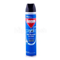 Baygon Flies and Mosquitos Repellent, Water base, 0,575 AE, Large