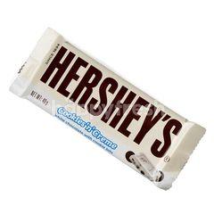 เฮอร์ชี่ส์ ไวท์ช็อกโกแลต ผสมคุกกี้รสช็อกโกแลต