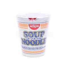 Nissin Shokuhin Soup Noodle Seafood