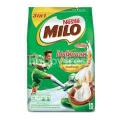 Milo Activ-Go 3 in 1 Chocolate Malt Mixed