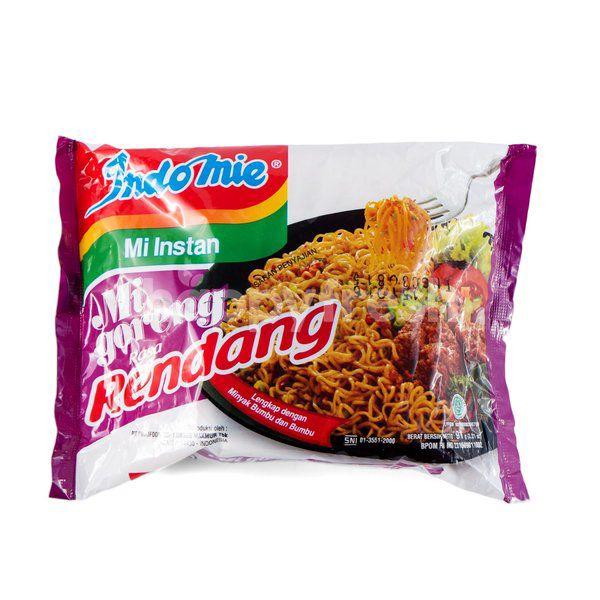 Indomie Rendang Instant Fried Noodles
